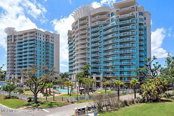 2228 Beach Dr #1008, Gulfport, MS 39507 (MLS #346877) :: Coastal Realty Group