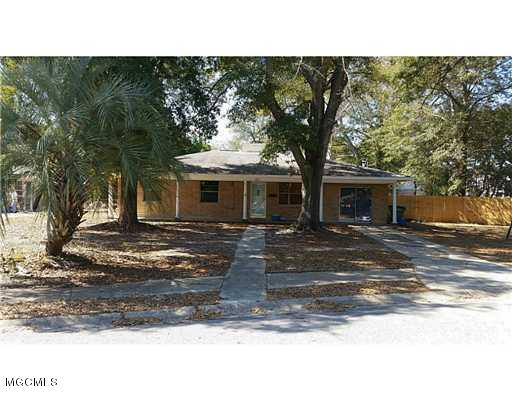1014 Augustine Dr, Gulfport, MS 39507 (MLS #346913) :: Coastal Realty Group