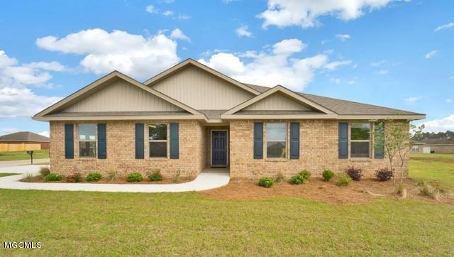 106 Rosie Dr, Long Beach, MS 39560 (MLS #347165) :: Coastal Realty Group
