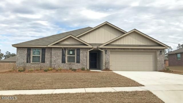 116 Rosie Dr, Long Beach, MS 39560 (MLS #347180) :: Coastal Realty Group