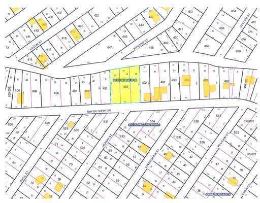 Lots 18-20 Bayou View Dr, Bay St. Louis, MS 39520 (MLS #348114) :: Coastal Realty Group