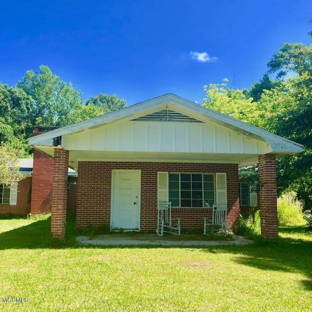 3903 Scovel Ave, Pascagoula, MS 39581 (MLS #348672) :: Coastal Realty Group