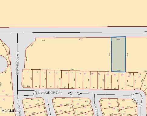 3/10 Acre Robinson Rd, Gulfport, MS 39503 (MLS #350013) :: Coastal Realty Group