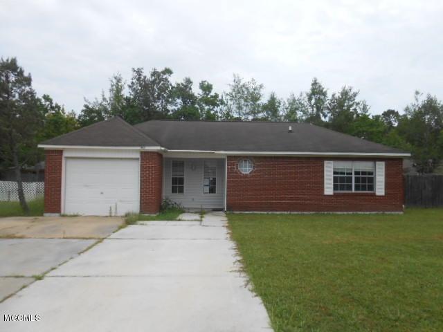 1620 Springridge Dr, Gautier, MS 39553 (MLS #350046) :: Coastal Realty Group
