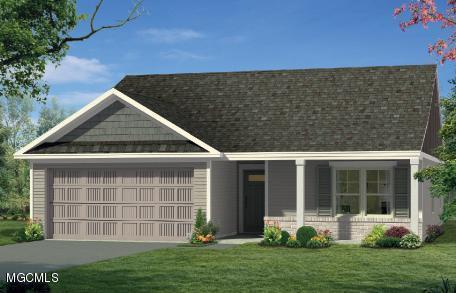 18231 Mill Cv, Gulfport, MS 39503 (MLS #351463) :: Coastal Realty Group