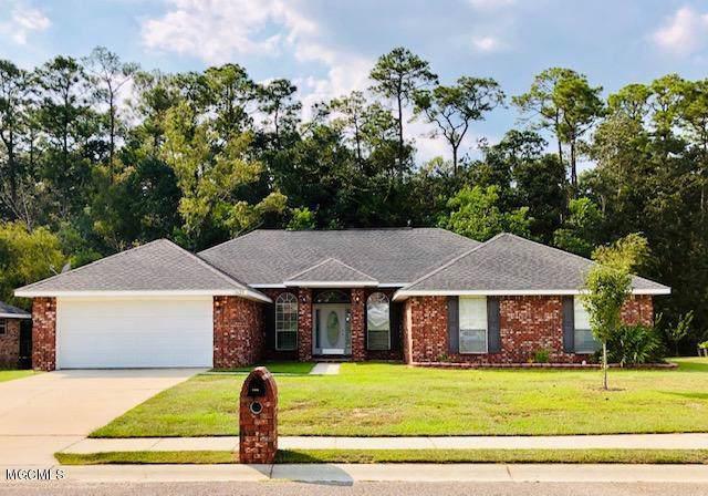 15135 Shadow Creek Dr, Biloxi, MS 39532 (MLS #354109) :: Coastal Realty Group