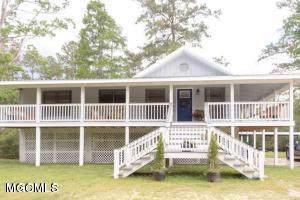 2104 Johns Bayou Marina Rd, Vancleave, MS 39565 (MLS #354202) :: Coastal Realty Group