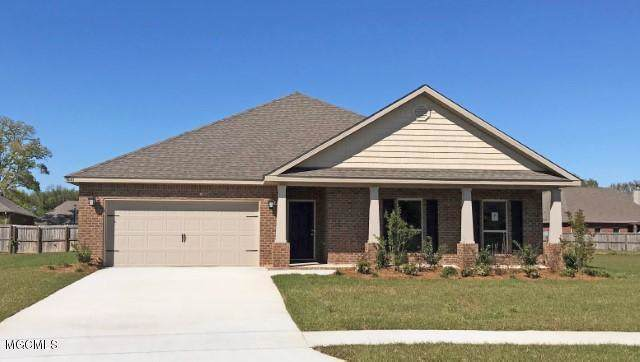 6405 Chickory Way, Ocean Springs, MS 39564 (MLS #354254) :: Coastal Realty Group
