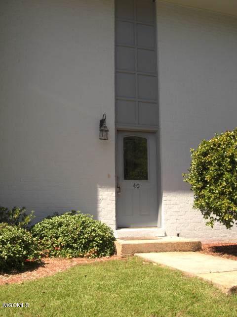 3230 Cumberland Rd #40, Ocean Springs, MS 39564 (MLS #354508) :: Coastal Realty Group