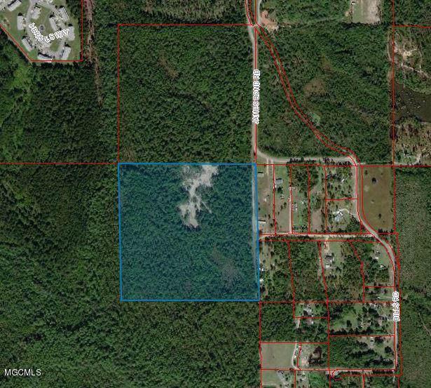40ac Old Mans Cv, Gulfport, MS 39503 (MLS #354510) :: Coastal Realty Group