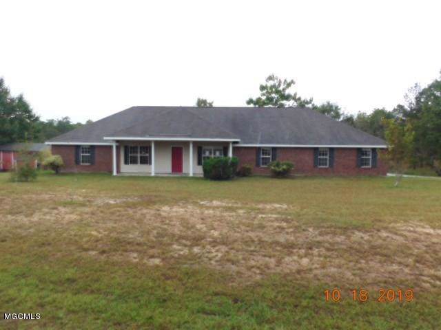 14880 Mill Ridge Rd, Saucier, MS 39574 (MLS #354713) :: Coastal Realty Group