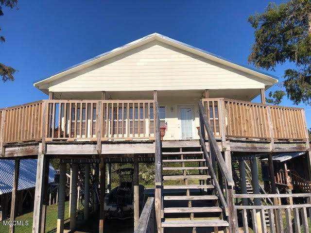 9281 Riverlodge Dr, Moss Point, MS 39562 (MLS #355024) :: Coastal Realty Group