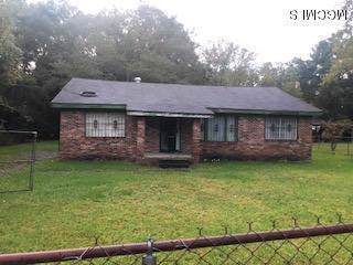 4319 Walter St, Moss Point, MS 39563 (MLS #355124) :: Coastal Realty Group