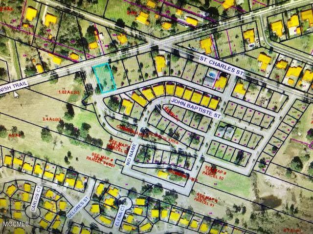 0 Lot 52 Ramaux, Bay St. Louis, MS 39520 (MLS #355133) :: Coastal Realty Group