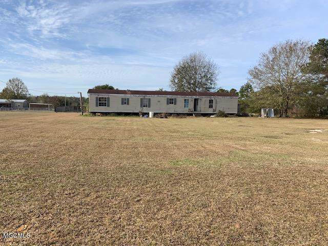 217 Old Creek Rd, Picayune, MS 39466 (MLS #355341) :: Coastal Realty Group