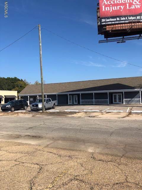 1314 Pass Rd, Gulfport, MS 39501 (MLS #355348) :: Coastal Realty Group
