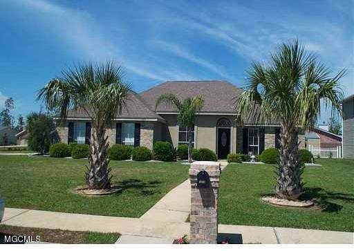 12019 Summerhaven Dr, Gulfport, MS 39503 (MLS #355409) :: Coastal Realty Group