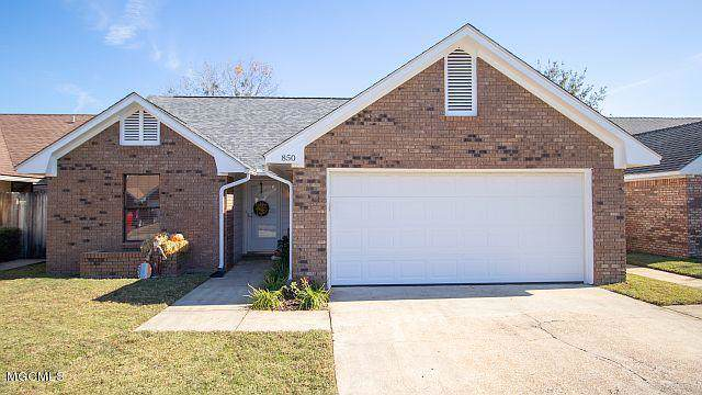 850 Laurelwood Dr, Biloxi, MS 39532 (MLS #355620) :: Coastal Realty Group