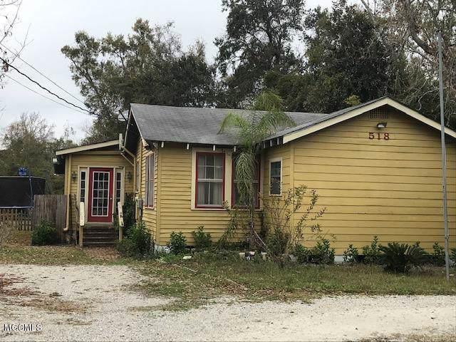 518 Jeff Davis Ave, Waveland, MS 39576 (MLS #356390) :: Coastal Realty Group