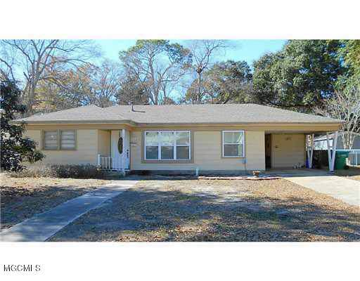 257 Beeman Dr, Biloxi, MS 39531 (MLS #356976) :: Coastal Realty Group