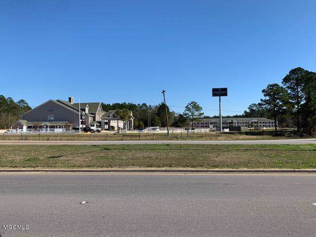 0 Wilfred Seymour Rd, Ocean Springs, MS 39565 (MLS #357855) :: Coastal Realty Group
