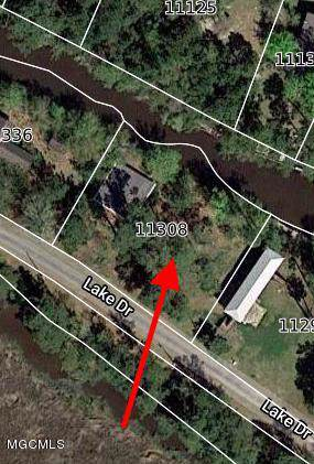 11308 Lake Dr, Bay St. Louis, MS 39520 (MLS #358147) :: Berkshire Hathaway HomeServices Shaw Properties