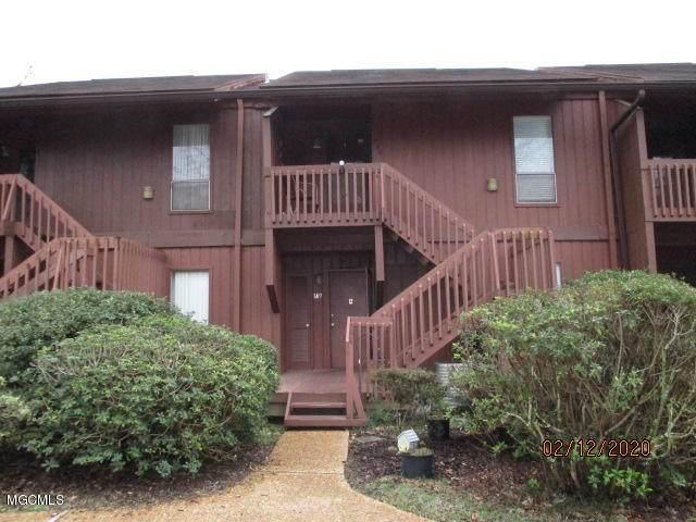 149 Lakeside Villa J, Diamondhead, MS 39525 (MLS #358598) :: Coastal Realty Group