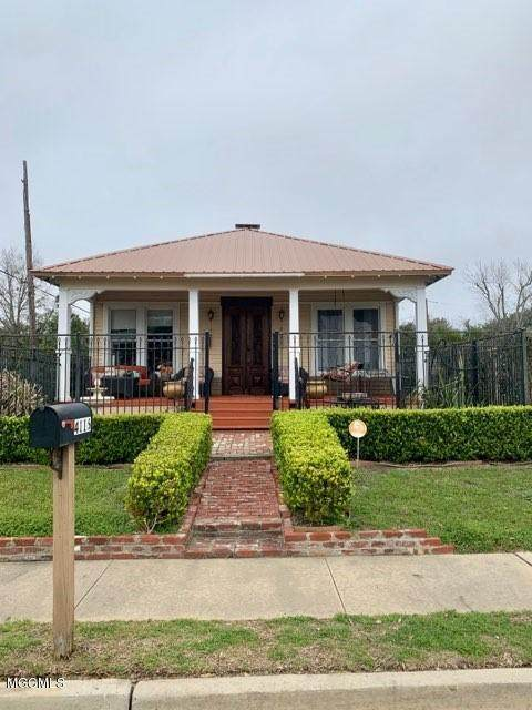 4116 Central St, Gulfport, MS 39501 (MLS #358818) :: Coastal Realty Group