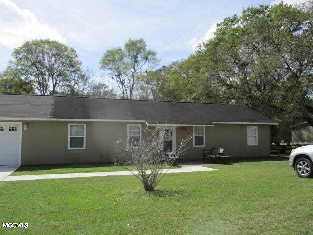 7616 Browns Rd, Moss Point, MS 39562 (MLS #360043) :: The Sherman Group