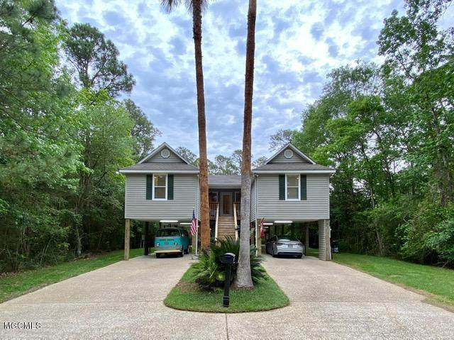 118 Holly Point, Pass Christian, MS 39571 (MLS #360726) :: Coastal Realty Group