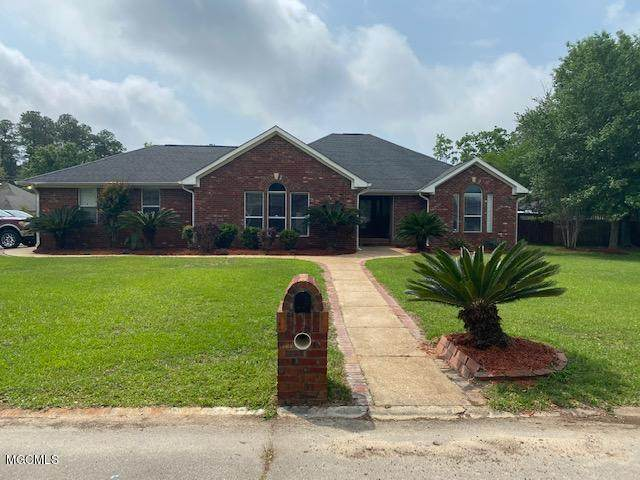 15001 W Nassau Cir, Biloxi, MS 39532 (MLS #360790) :: Coastal Realty Group