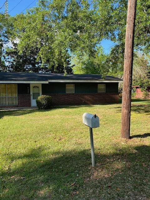 5331 James St, Moss Point, MS 39563 (MLS #360862) :: Keller Williams MS Gulf Coast