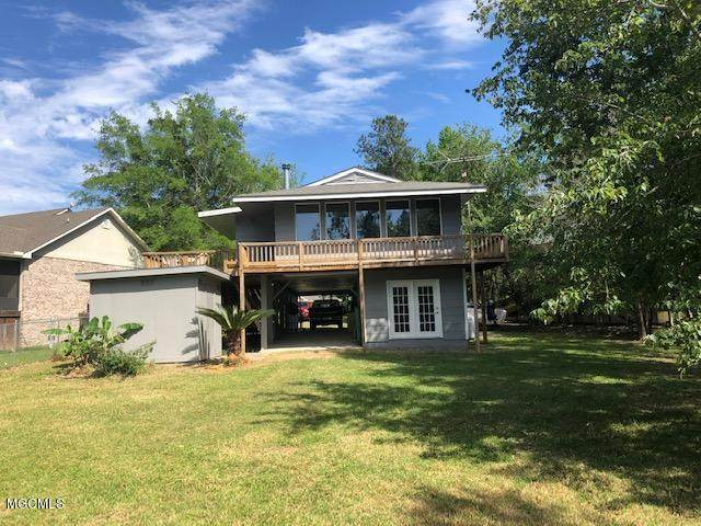 2529 Windward Dr, Gautier, MS 39553 (MLS #360895) :: Coastal Realty Group