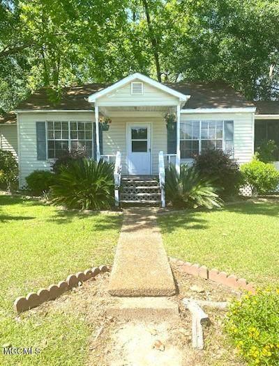 305 Bay Avenue, Richton, MS 39476 (MLS #361238) :: Coastal Realty Group