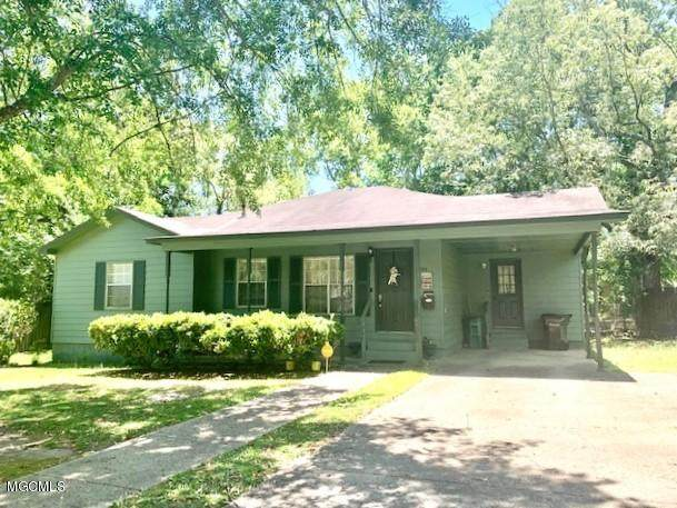 2924 Woodlawn Ave, Moss Point, MS 39563 (MLS #361603) :: Coastal Realty Group