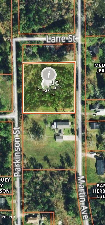 Lot 5 Martin St, Moss Point, MS 39563 (MLS #361914) :: Coastal Realty Group