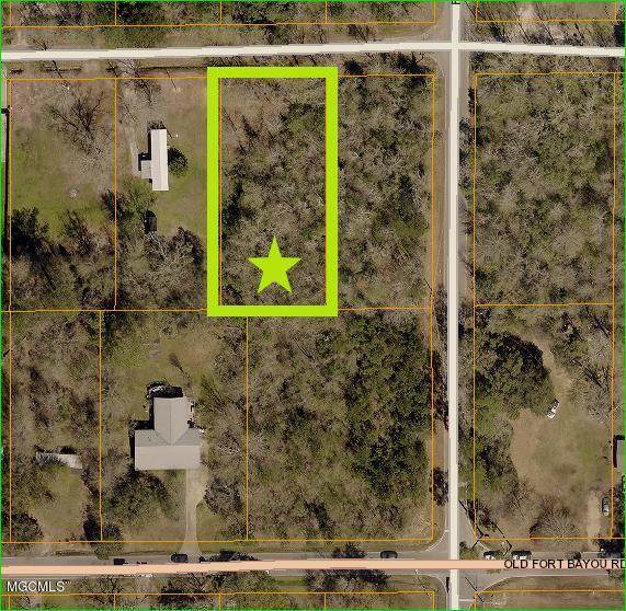0 Ruth, Ocean Springs, MS 39564 (MLS #362222) :: Coastal Realty Group