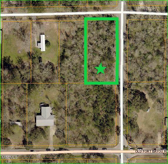 00 Ruth, Ocean Springs, MS 39564 (MLS #362223) :: Coastal Realty Group
