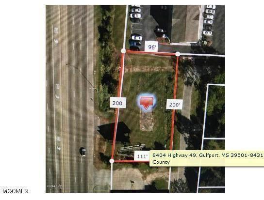 8404 Highway 49, Gulfport, MS 39501 (MLS #362476) :: Coastal Realty Group