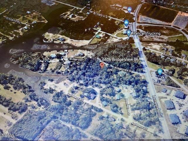 6606 Bridge View Dr, Biloxi, MS 39532 (MLS #362771) :: Coastal Realty Group