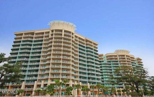 2228 Beach Dr #709, Gulfport, MS 39507 (MLS #362901) :: Coastal Realty Group