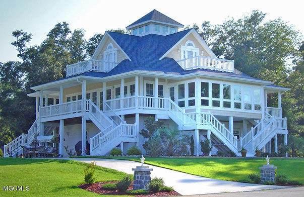 534 Beach Blvd Parcel C, Biloxi, MS 39530 (MLS #363671) :: The Sherman Group