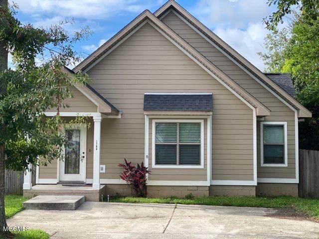 1766 Vaughn St, Biloxi, MS 39531 (MLS #364373) :: Keller Williams MS Gulf Coast