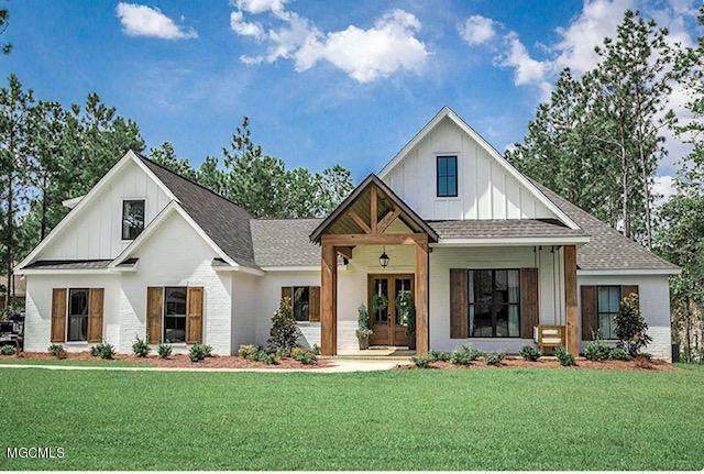 1096 Rock Ranch Rd, Carriere, MS 39426 (MLS #365071) :: Berkshire Hathaway HomeServices Shaw Properties