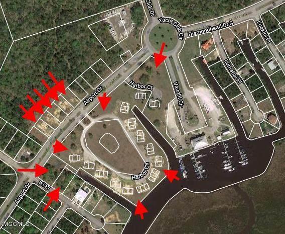 0 Harbor Cir, Diamondhead, MS 39525 (MLS #365164) :: The Sherman Group