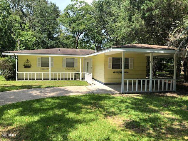 2419 Wilson Ave, Pascagoula, MS 39567 (MLS #365290) :: Coastal Realty Group