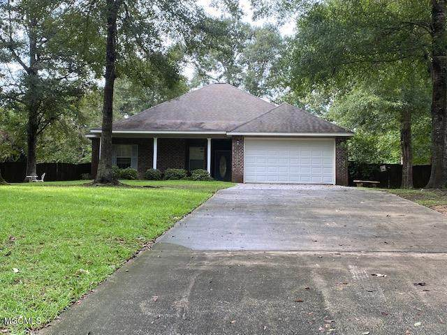 104 Edgewood Cir, Carriere, MS 39426 (MLS #365488) :: The Sherman Group