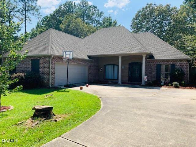 4 Chinaberry Cir, Carriere, MS 39426 (MLS #365563) :: The Sherman Group