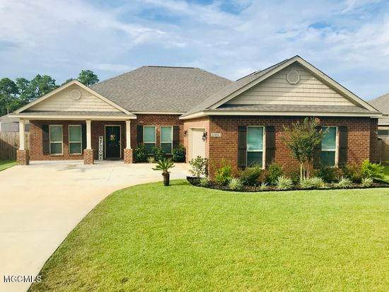 6404 Chickory Way, Ocean Springs, MS 39564 (MLS #365592) :: The Sherman Group