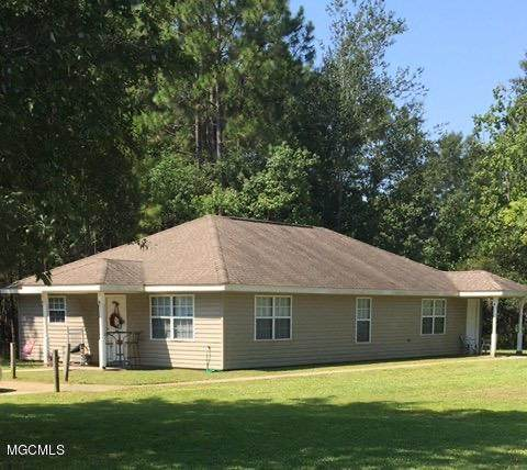 9625 Theriot Ave, Vancleave, MS 39565 (MLS #365764) :: Coastal Realty Group